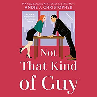 Not That Kind Of Guy Book