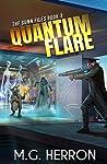 Quantum Flare (The Gunn Files, #3)