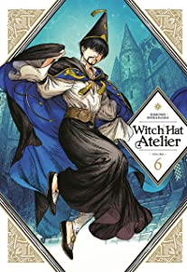 Witch Hat Atelier, Vol. 6