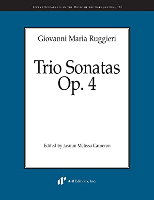 Trio Sonatas, Op. 4 (Recent Researches in the Music of the Baroque Era)