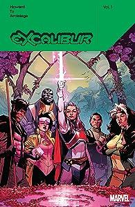 Excalibur by Tini Howard, Vol. 1