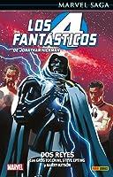 Los 4 fantásticos: Dos reyes (Marvel Saga: los 4 fantásticos de Jonathan Hickman #5)