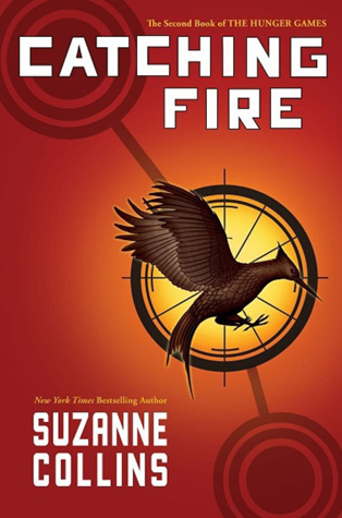 Hunger Games 2 - Catching Fire - Suzanne Collins