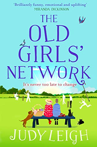 The Old Girls' Network: A funny, feel-good read for summer 2020