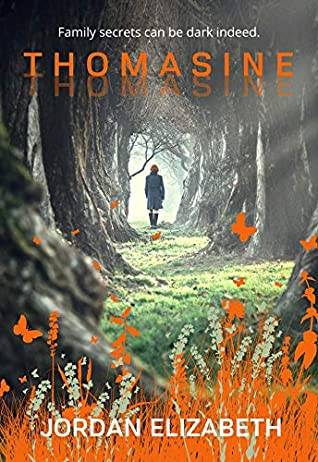 Front cover of Thomasine by Jordan Elizabeth