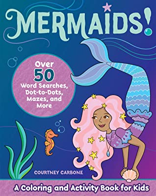 Mermaids! by Courtney Carbone