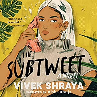 Cover for The Subtweet by Vivek Shraya