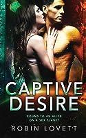 Captive Desire (Planet of Desire)