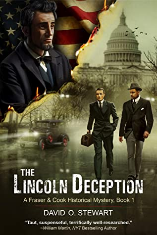 The Lincoln Deception (A Fraser and Cook Historical Mystery, #1)