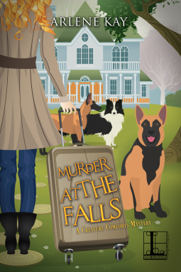 Murder at the Falls (Creature Comforts #3)