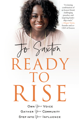 Ready to Rise by Jo Saxton