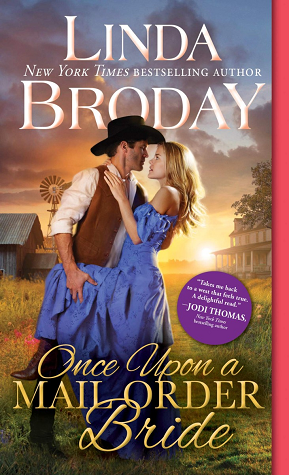 Once Upon a Mail Order Bride (Outlaw Mail Order Brides, #4)