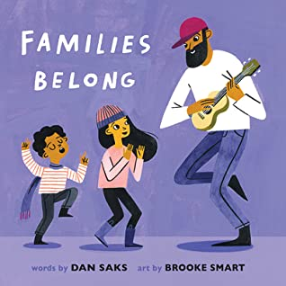 Families Belong by Dan  Saks