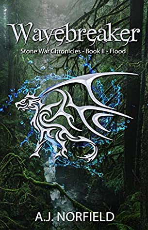 Front cover of Flood by A.J. Norfield