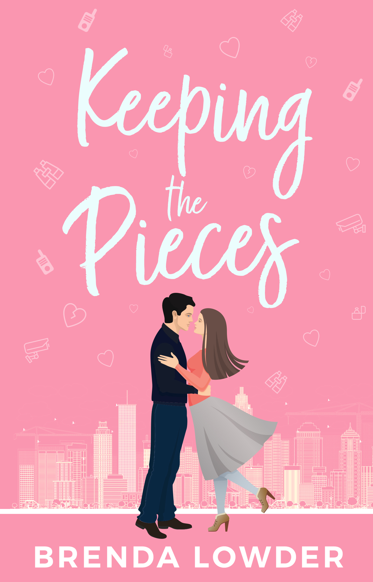 Keeping the Pieces - Brenda Lowder