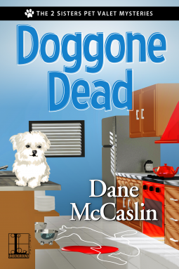 Doggone Dead (The 2 Sisters Pet Valet Mysteries #1)