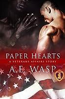 Paper Hearts (Veterans Affairs #2)