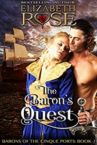 The Baron's Quest (Barons of the Cinque Ports #1)