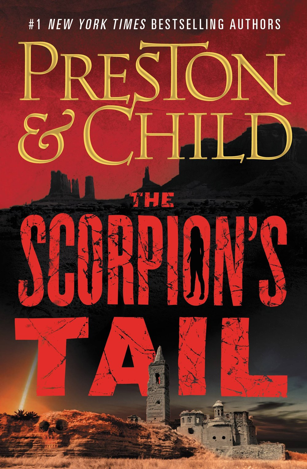The Scorpion's Tail (Nora Kelly #2)