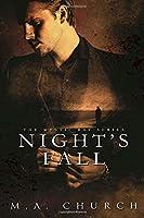 Night's Fall (The Mystic Bay Series)