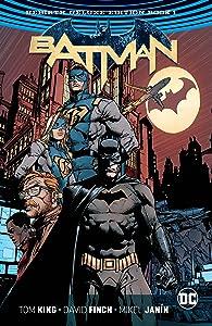 Batman: The Rebirth Deluxe Edition Book 1