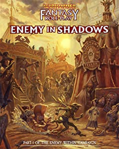 WFRP: Enemy in Shadows -  Part 1 of the Enemy Within Campaign