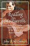 Reading Machiavelli: Scandalous Books, Suspect Engagements, and the Virtue of Populist Politics