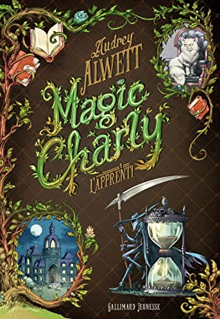 Magic Charly #1 by Audrey Alwett