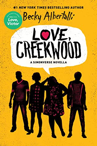 Book cover for Love Creekwood