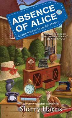 Absence of Alice (Sarah Winston Garage Sale Mystery #9)