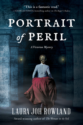 Portrait of Peril (Victorian Mystery #5)