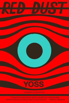 Red Dust by Yoss, David Frye