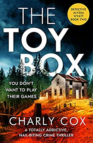 Jacket Cover for The Toy Box by Charly Cox