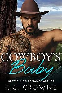 Cowboy's Baby (Rainbow Canyons Cowboys, #3)