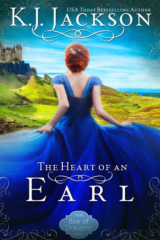 The Heart of an Earl (Box of Draupnir, #1)