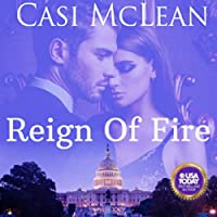 Reign Of Fire (Deep State Mysteries #1)