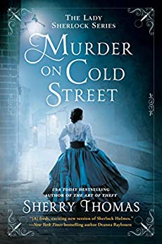 Murder on Cold Street (Lady Sherlock, #5)