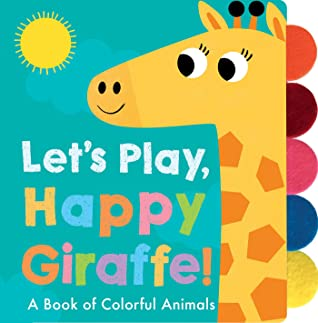Let's Play, Happy Giraffe by Georgiana Deutsch