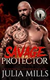 Savage Protector: (Federal Paranormal Unit / Dragon Guard, #44)