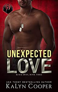 Unexpected Love (Black Swan, #3)