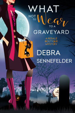 What Not to Wear to a Graveyard (Resale Boutique #2.5)