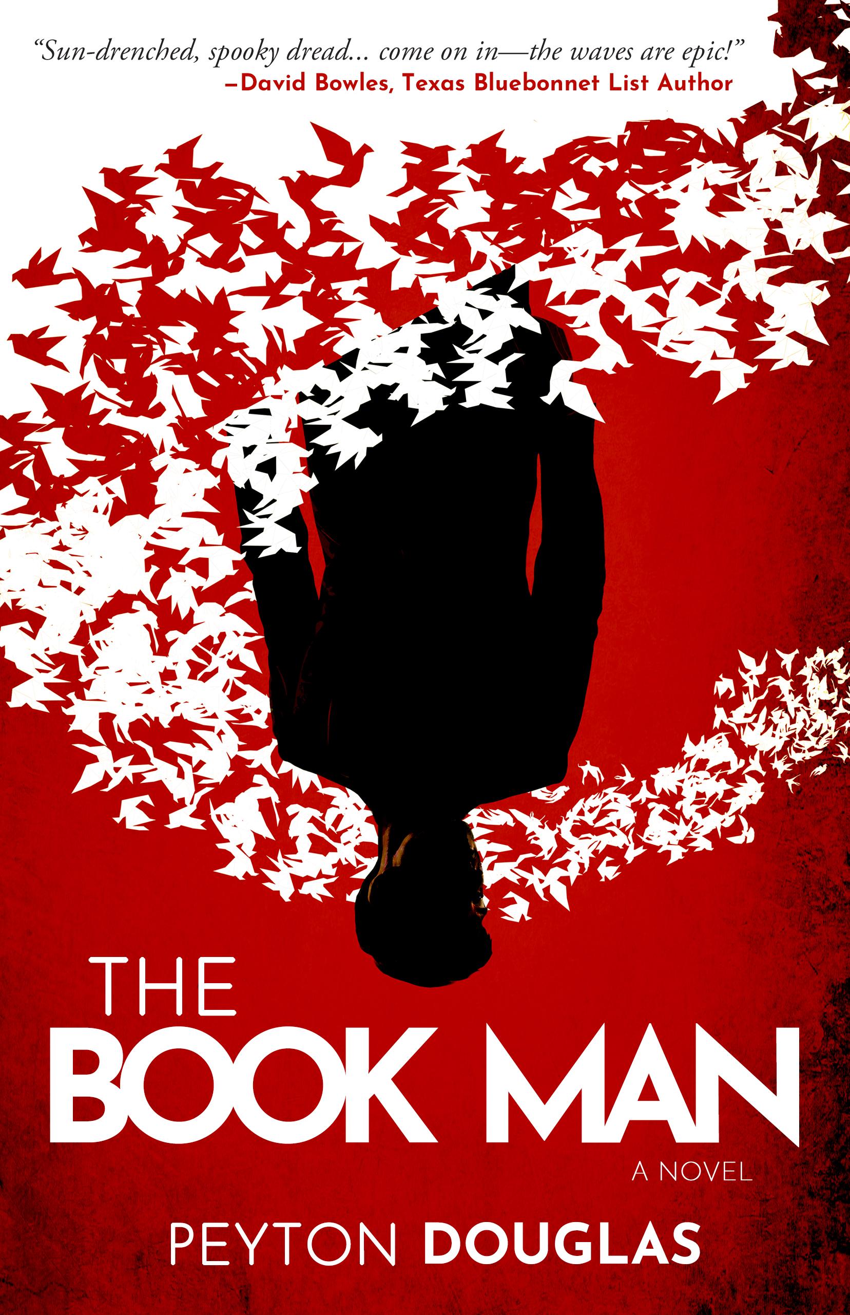 The Book Man - Peyton Douglas