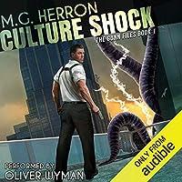 Culture Shock (The Gunn Files, #1)
