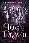 Throne of Death (Academy of the Damned, #4)