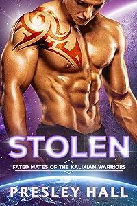 Stolen (Fated Mates of the Kalixian Warriors, #2)