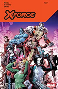 X-Force by Benjamin Percy, Vol. 1