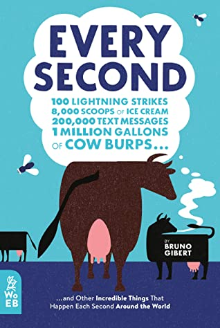 Every Second by Bruno Gibert