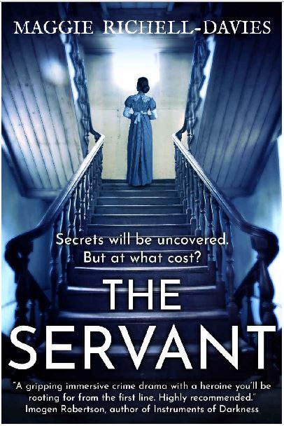 The Servant - Maggie Richell-Davies