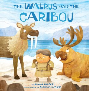 The Walrus and the Caribou by Maika Harper