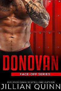 Donovan (Face-Off #3)